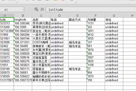 饿了么采集数据修复升级,当前版本V2.7.1 饿了么 商家电话 第1张